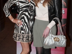 Romy Carroll and Jenny Dixon   at The 3rd Birthday of Createyournight.com at Lillies Bordello DublinPic: Brian McEvoy